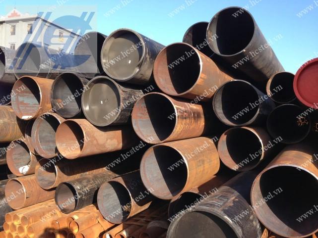 ống thép đúc 406.4 x 10mm x 6m