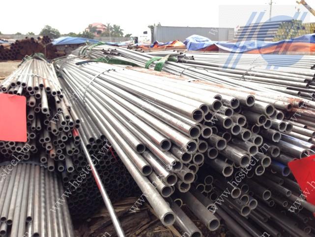 ống thép đúc 34 x 4.5mm x  6m