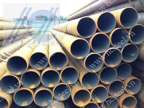ống thép đúc 133 x 5mm x 6m